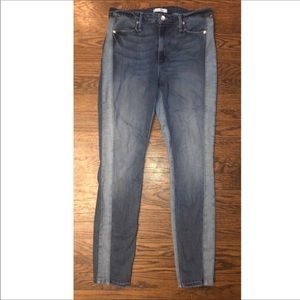 Good American High Waisted Skinny Jeans!!